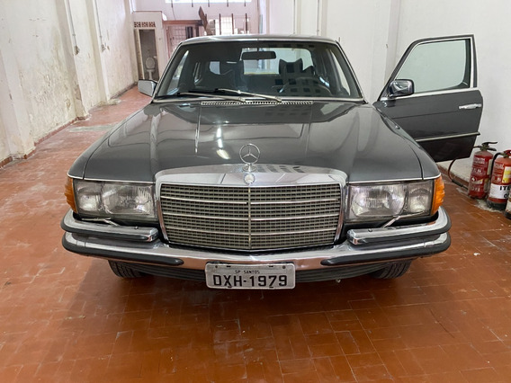 Mercedes Benz 450 Sel 1979