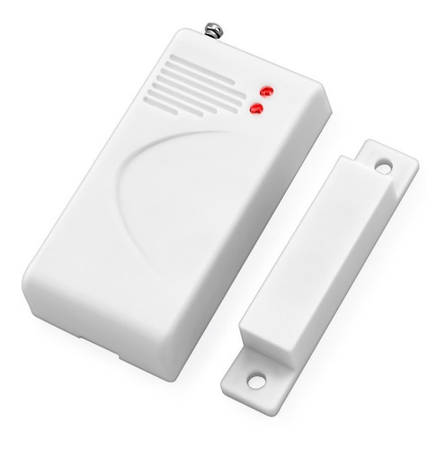 Sensor Magnetico Inalambrico 433 Wl Alarma Semodlmag433