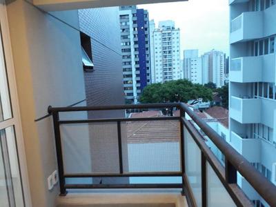 Apartamento Com 1 Dormitório À Venda, 38 M² Por R$ 455.000 - Pompéia - São Paulo/sp - Ap18901