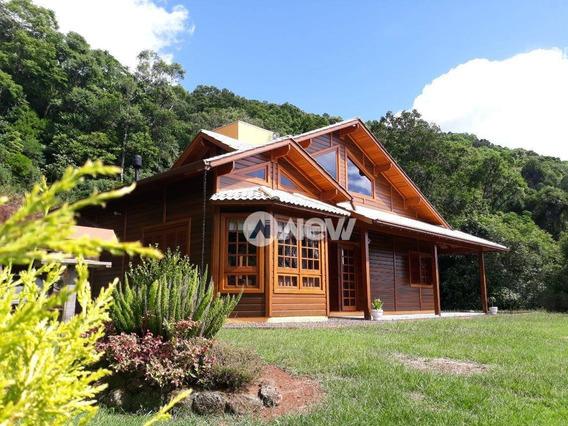 Chácara Com 3 Dormitórios À Venda, 4173 M² Por R$ 1.500.000,00 - Walachai - Morro Reuter/rs - Ch0086