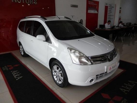 Nissan Grand Livina Sl 1.8 16v Flex, Mit0540