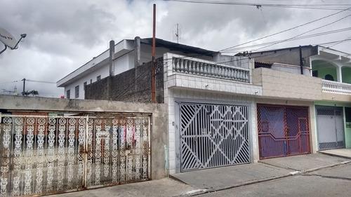 Imagem 1 de 15 de Casa Sobrado Em Vila Ponte Rasa  -  São Paulo - 225