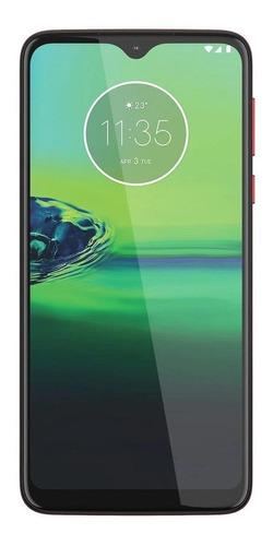 Moto G8 Play Dual SIM 32 GB vermelho-magenta 2 GB RAM