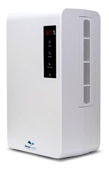 Desumidificador elétrico Relaxmedic Pure Íon Pro Branco 110V/220V