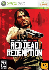 Red Dead Redemption Xbox 360 Game Digital Original Xbox Live