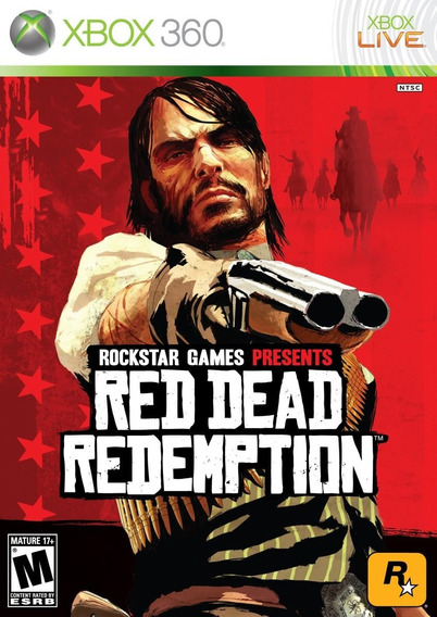 Red Dead Redemption Xbox 360 Game Digital Original Xbox Live