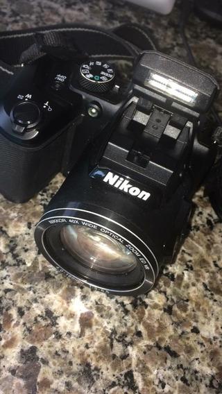 Câmera Fotográfica Nikon B500