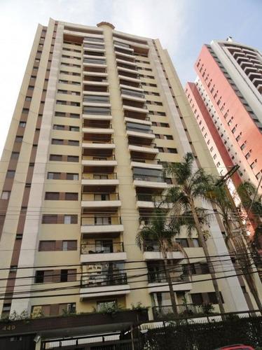 Imagem 1 de 30 de Apartamento Com 4 Dormitórios À Venda, 125 M² Por R$ 1.070.000,00 - Tatuapé - São Paulo/sp - Ap3320