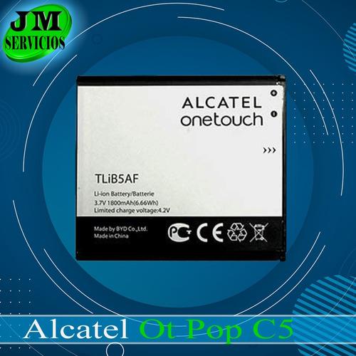 Batería Pila Alcatel Tlib5af Pop C5