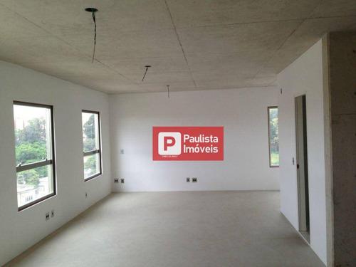 Apartamento Com 1 Dormitório À Venda, 70 M² - Campo Belo - São Paulo/sp - Ap7427