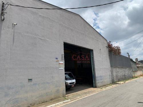 Imagem 1 de 17 de Galpão Para Alugar, 450 M² Por R$ 11.000,00/mês - Carrão - São Paulo/sp - Ga0051