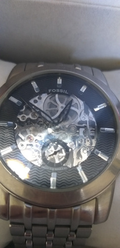 Relógio Fossil Automático Me 1027