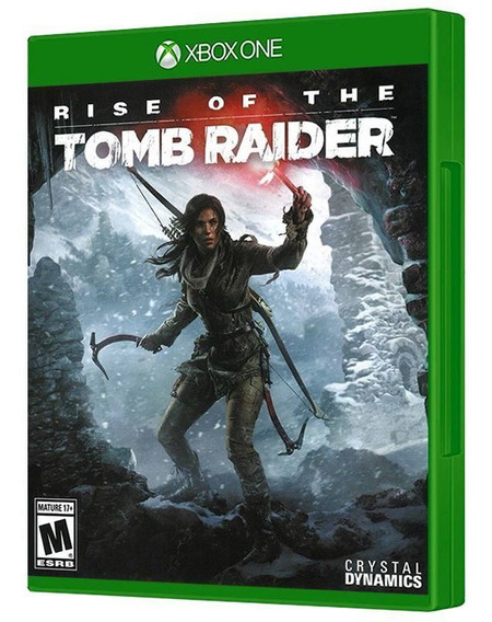 Rise Of The Tomb Raider - Xbox One [ Mídia Física ]