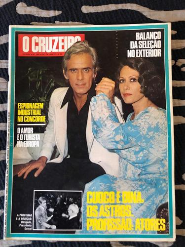 Imagem 1 de 10 de O Cruzeiro Cuoco Dina Seleção 78 Mirta Zezé Mota Brigitte B