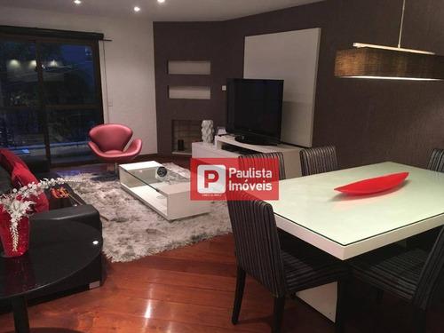 Apartamento À Venda, 142 M² Por R$ 1.500.000,00 - Brooklin - São Paulo/sp - Ap29900
