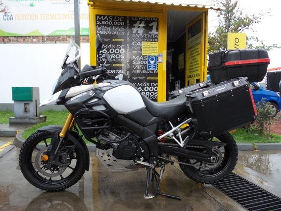 Motos Suzuki V-strom Dl1000 Abs
