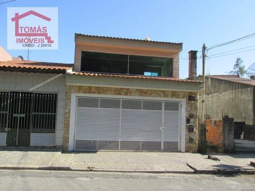 Imagem 1 de 30 de Sobrado Com 4 Dormitórios À Venda, 132 M² Por R$ 700.000 - Jaraguá - São Paulo/sp - So0853