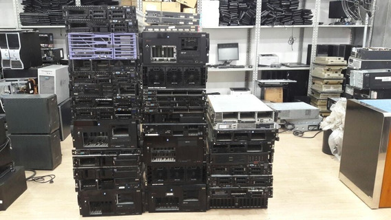 Lote 31 Servidores, Servidor Dell Ibm Emc, 1 Powervault