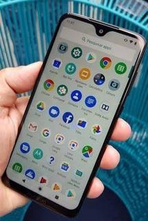 Celular Moto G7 Polar 64 Gigas E 4 De Ram
