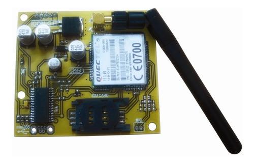 Llamador Controlador Gsm Sms Mpi Com20 Mpxh X28 Alarmas