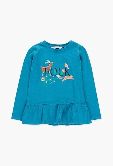 Camiseta Punto Flamé De Niña Boboli