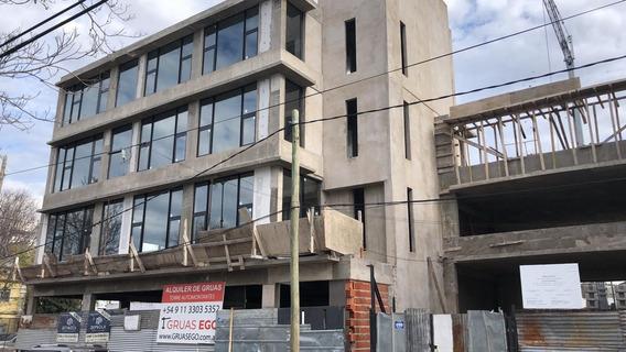 Venta Edificio Oficinas + Cocheras Vicente Lopez
