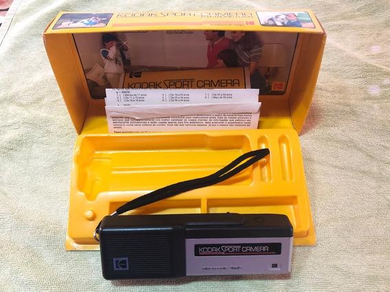 Câmera Kodak Sport Câmera - Flash Eletrônico - Funcionando