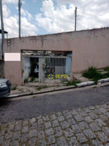 Terreno À Venda, 280 M² Por R$ 360.000,00 - Vila Euthalia - São Paulo/sp - Te0120