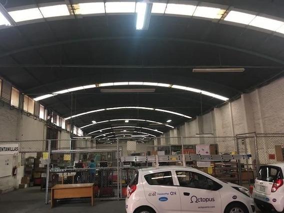 Venta Nave Industrial San Andrés Tetepilco
