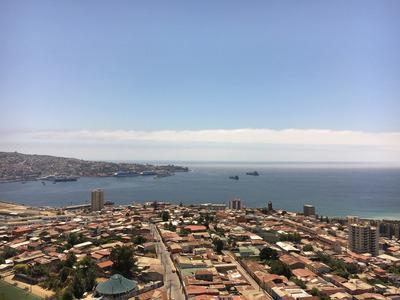 Arriendo Depto. Por Días En Valparaíso