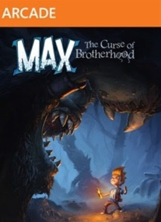 Max A Maldição Da Irmadade