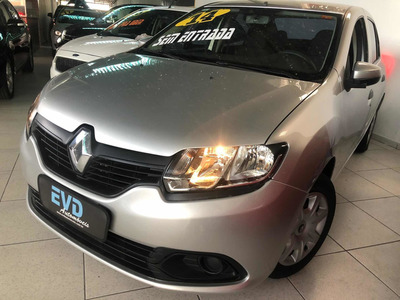 Renault Logan 1.0 16v Authentique Hi-flex