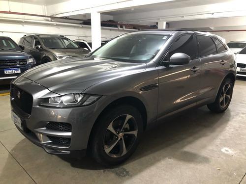 Jaguar F-pace 2.0 Prestige 16v Diesel 4p Automatico 4x4 Turb