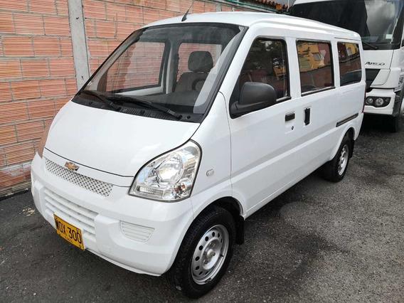 Chevrolet Van N 300 Pas 8 Puestos M/t 1.2 Cc