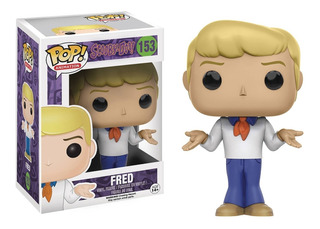 Funko Pop! Fred 153 - Scooby-doo! Coleccionables