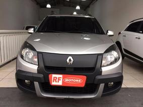 Renault Sandero Stepway 1.6 16v Hi-flex Aut. 5p