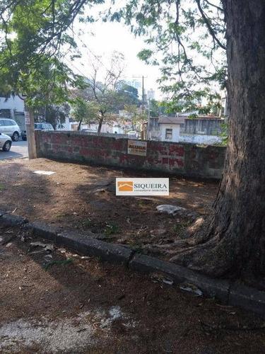 Terreno Residencial Para Locação, Jardim Paulistano, Sorocaba. - Te0293