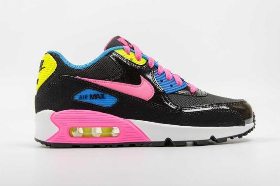 Zapatillas Nike Air Max 90!! Mujer!! Hermosas!!