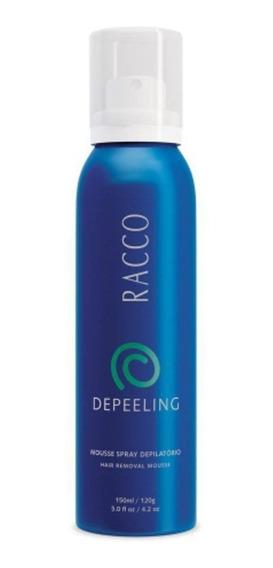 Mousse Depilatorio Depeeling Depilador Racco Original