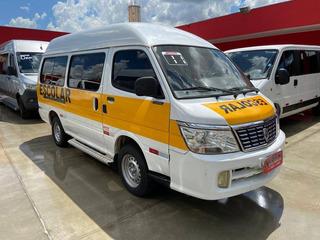 Jinbei Topic 2.0 Passageiro 16v - 2011 - Negrini Utilitários