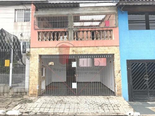 Imagem 1 de 12 de Casa - Vila Antonieta - Ref: 6747 - V-6747
