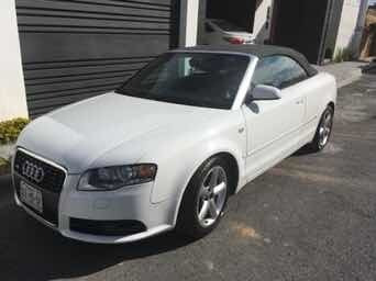 Audi A4 2.0 T Fsi S-line Cabriolet Mt 2007