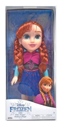 Muñeca Articulada Frozen 33cm Anna Disney
