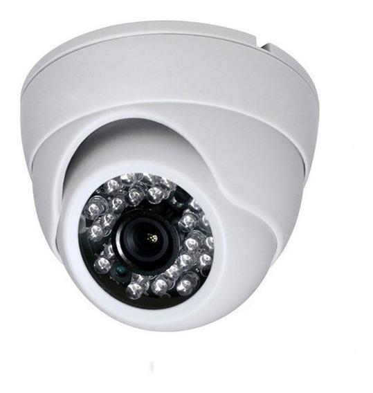 Camera Segurança Cftv Infravermelho 3.6mm 24 Leds Ahd 1.3 Mp