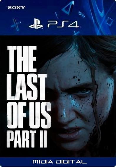 The Last Of Us Part Ii Ps4 User1 Dublado Garantia Vitalícia