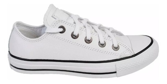 Converse Chuck Taylor All Star Cuero. Originales