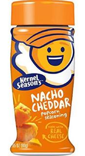 Tempero Para Pipoca - Kernel Season`s 80g - Nacho Cheddar