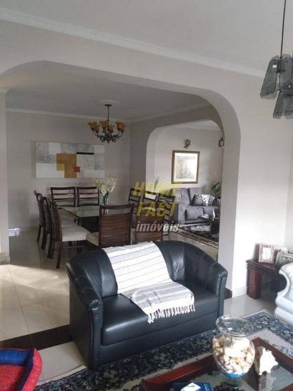Sobrado Com 4 Dormitórios À Venda, 294 M² Por R$ 1.300.000,00 - Vila Augusta - Guarulhos/sp - So0693