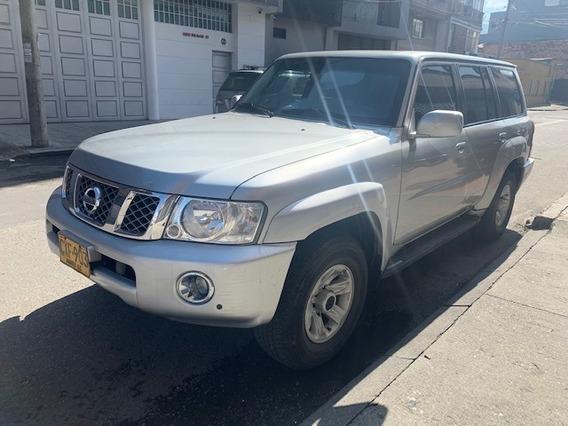 Nissan Patrol Blindada