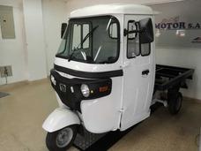 Motocarro Bajaj Re 4s ( Re 205d) Financiación & Asesoria.